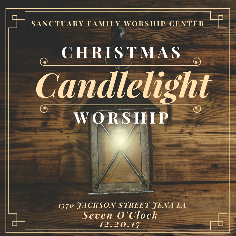 Christmas Candlelight Worship